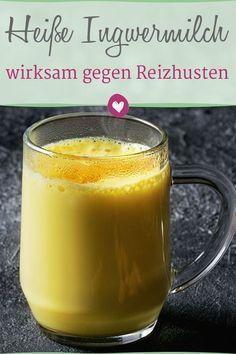 Rimedi domestici per la tosse irritabile: latte caldo con zenzero e miele