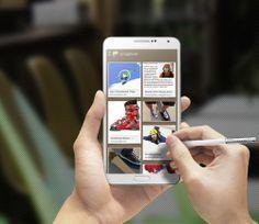 #Samsung #GalaxyNote3 #SPen
