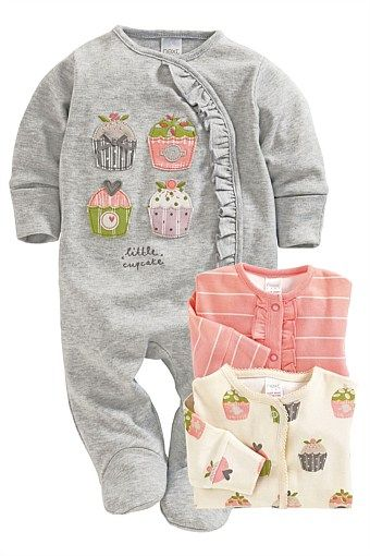 57fc54028 Newborn Clothing - Baby Clothes and Infantwear - Next Cupcake ...