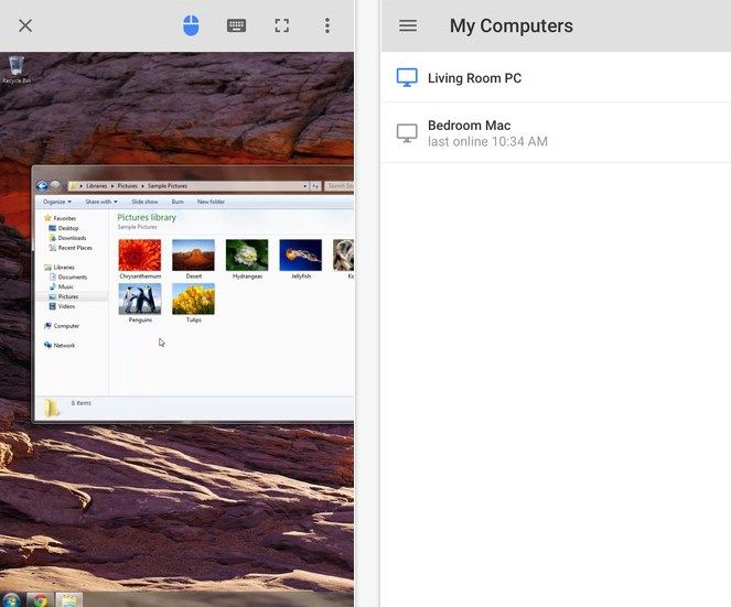 Chrome Remote Desktop App for iOS Remote, Iphone, Ipad