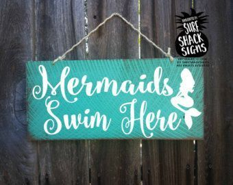 Mermaids bathe here, mermaid decor, mermaid sign, mermaid decoration, mermaid gift, mermaid bathroom decor, mermaid wall decor, 158/192 #mermaidsign .... #mermaidbathroomdecor Mermaids bathe here, mermaid decor, mermaid sign, mermaid decoration, mermaid gift, mermaid bathroom decor, mermaid wall decor, 158/192 #mermaidsign .... #mermaidbathroomdecor