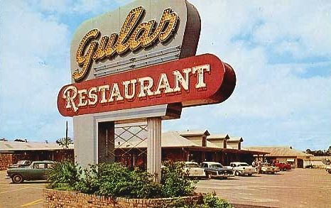 Gulas Restaurant Us Highway 90 On The Causeway Across