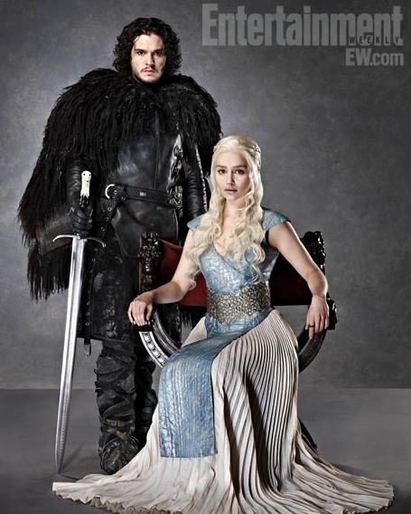 Marry snow daenerys jon will Will Daenerys