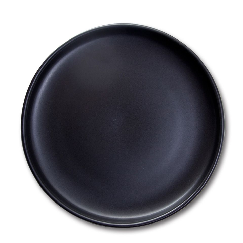 pizza appetizers serving dishes sets 7 75 9 5 11 5 round black