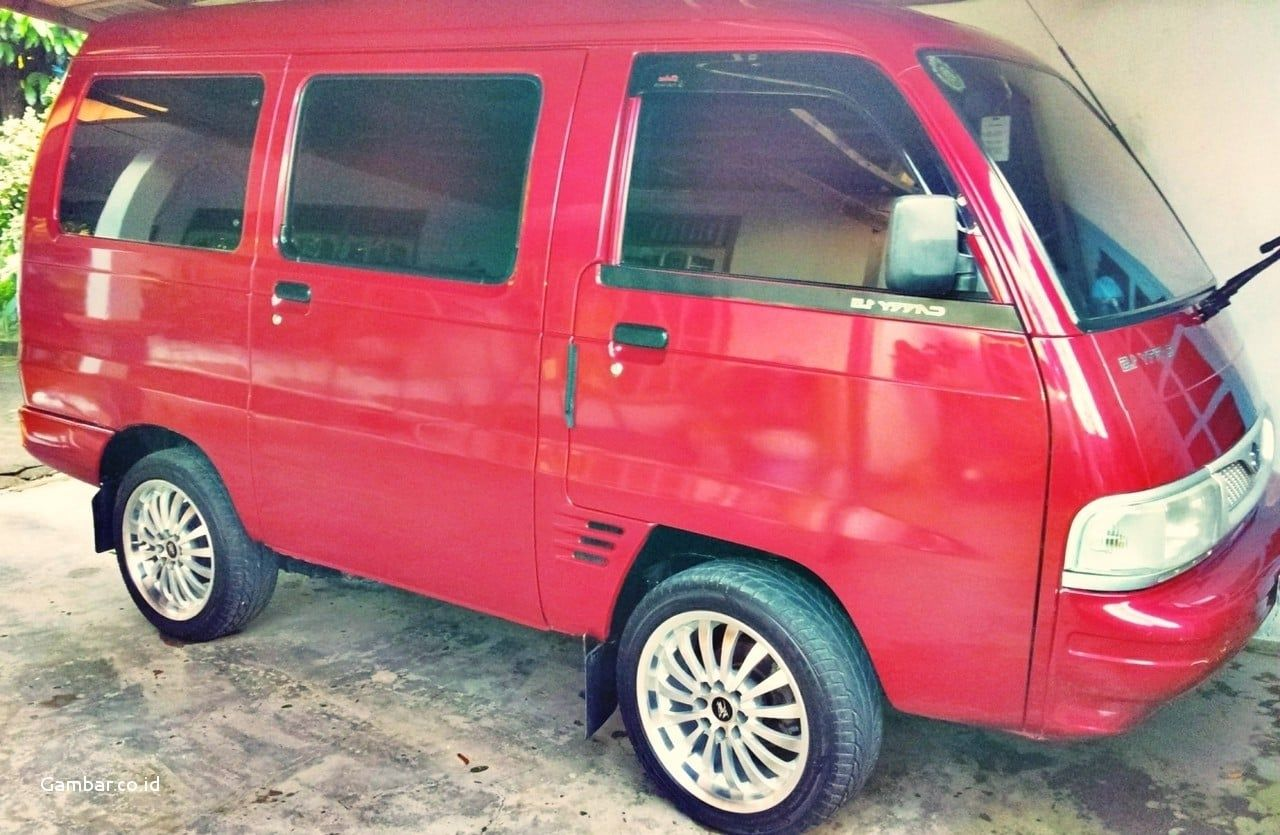 Modifikasi Mobil Carry Futura 1 3 Modifikasi Mobil Mobil Minivan