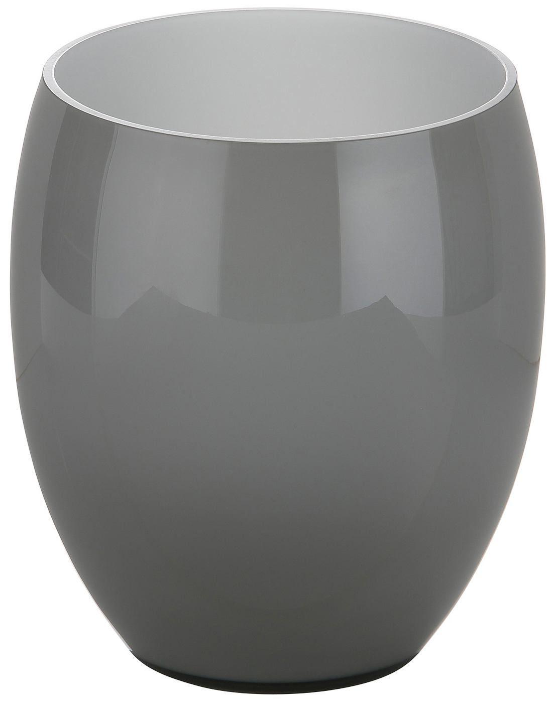 Artikeldetails:  Dekorative Vase, Handgearbeitet - jedes Stück ein Unikat, Auch als Windlicht verwendbar, Höhe: ca. 19 cm,  Material/Qualität:  Aus hochwertigem Glas,  ...