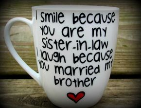 I Laugh Because You Married My Brother