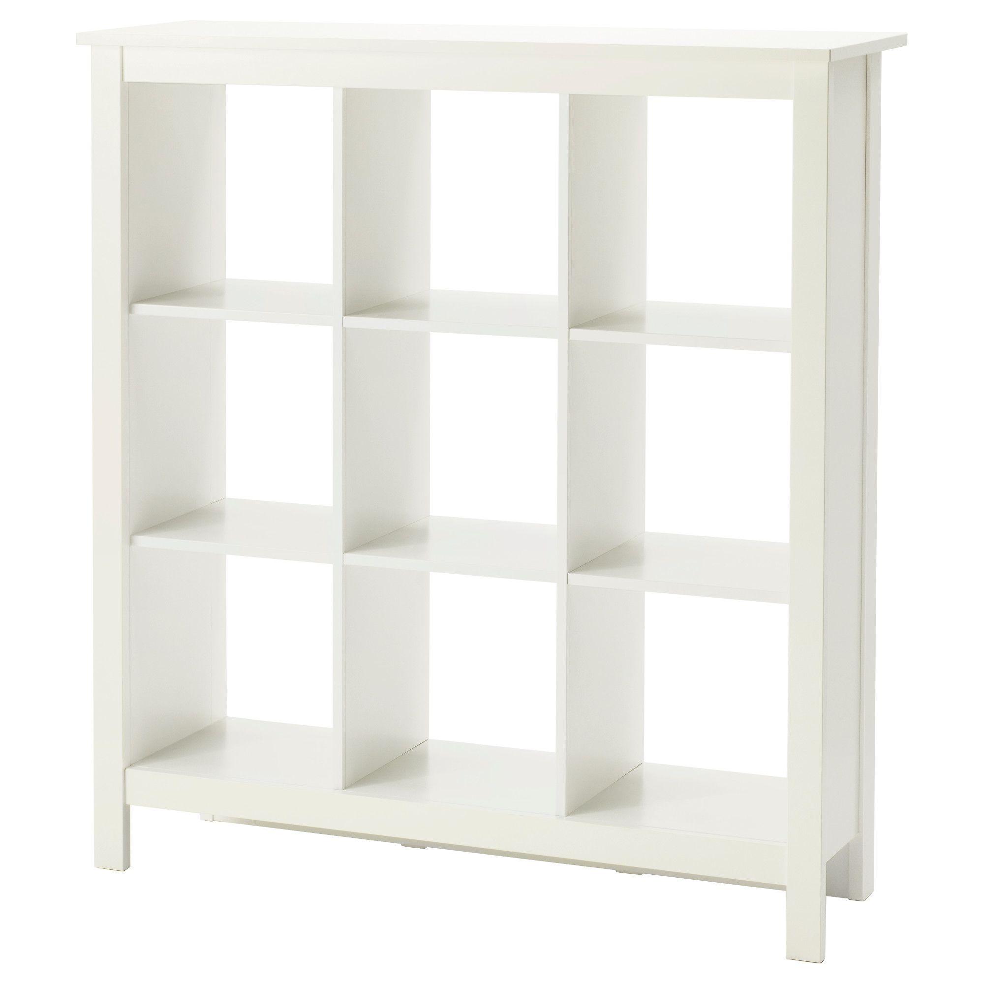 Lovely IKEA TOMN S Regal In den offenen F chern kommt Dekoratives zur Geltung alles andere l sst sich in Schubladen und K rben passend zum Regal verwahren