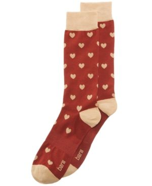 88b98d22abce8 Bar Iii Men's Printed Socks, Created for Macy's - Brown | Products ...