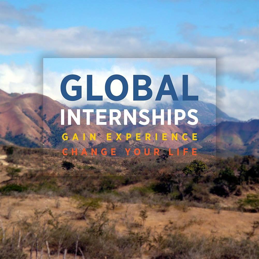 Internships international service learning online