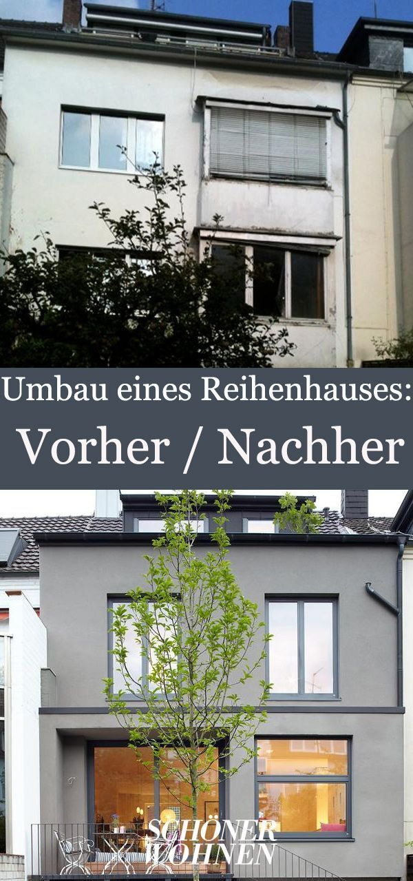Modernisiertes Reihenhaus Eine Bauherren-Familie aus Düsseldorf hat ein marodes Reihenhaus geschickt modernisiert. - Eine Familie aus Düsseldorf hat ein marodes Reihenhaus völlig verwandelt. Respekt vor dem Alten, größere Fenster und weniger Wände reichten dafür völlig aus. #umbauen #renovieren #furnituremurah #minimalistic #minimalmood #diy #love #sofa #decor #realestate #ootd #nordic #design #instadecor #creative #bhfyp #dekorasirumah