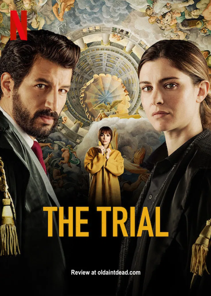 Review The Trial (Il Processo) Old Ain't Dead in 2020