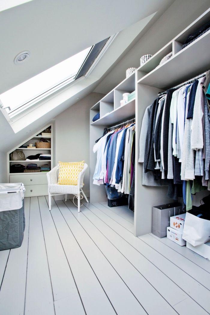1001 solutions ing nieuses d 39 am nagement sous pente. Black Bedroom Furniture Sets. Home Design Ideas