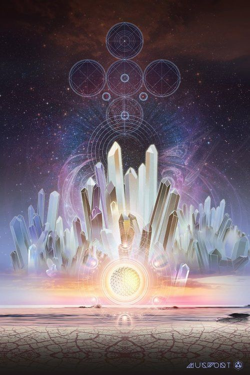 Preferred Crystalline Dreams | Crystals, Psychedelic and Spaces ND16