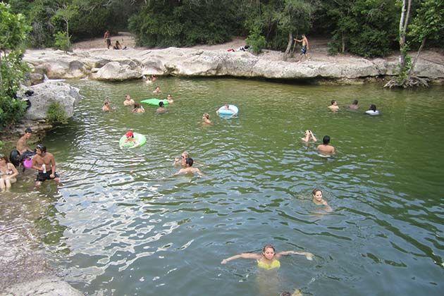 Twin Falls Barton Creek Greenbelt In Austin Tx Https