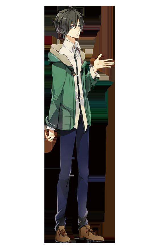 Tsukiuta The animation Yoru kun v Cool anime guys