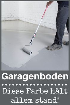 Garagenbodenfarbe | selbst.de