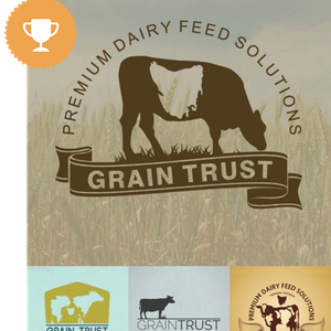 company name industry logo | Dairy | Agriculture logo