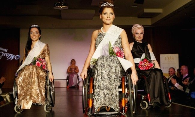 First Disabled Beauty Contest