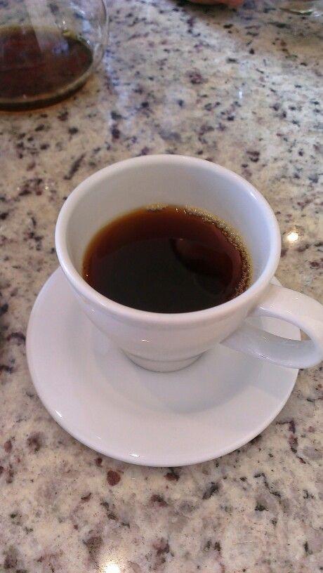 Coffee from Costa Rica, in Costa Rica. CafeOteca in Escalante.