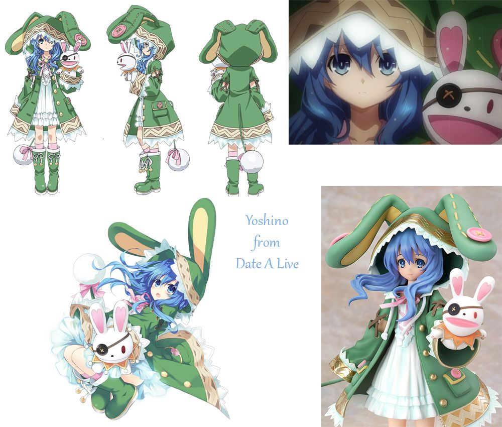 Yoshino Anime Series Date A Live