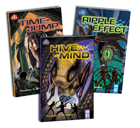 ($19.97) Sci Hi bundle brings imaginations to life with action-packed, science fiction!  Sci Hi is an award-winning three-part series that will captivate even the most reluctant, young readers!