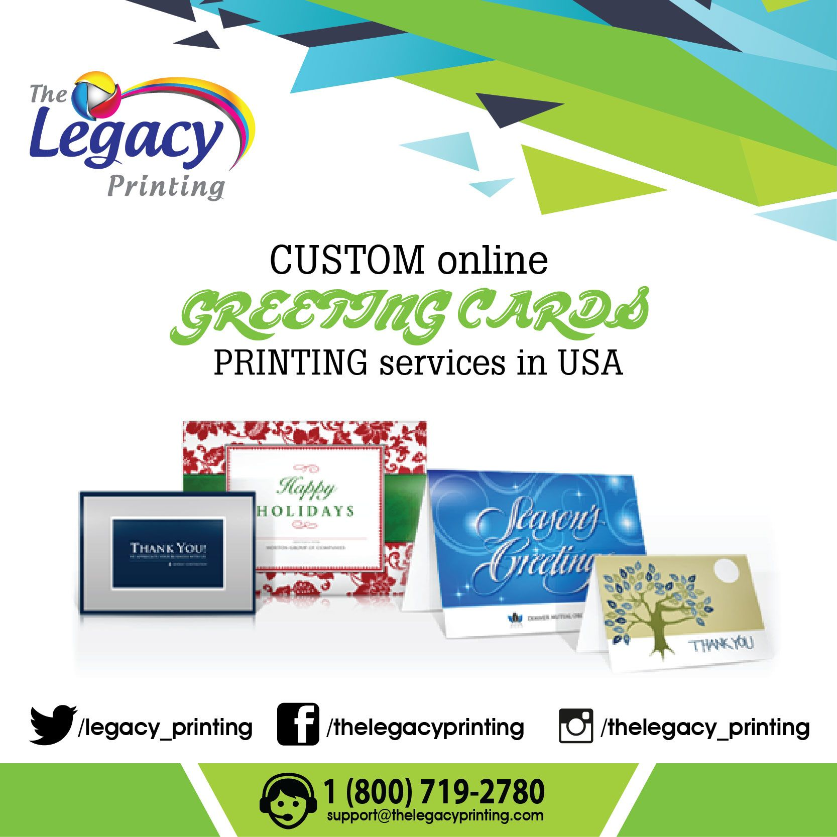 Custom Online Greeting Cards Printingservices In Usa Https