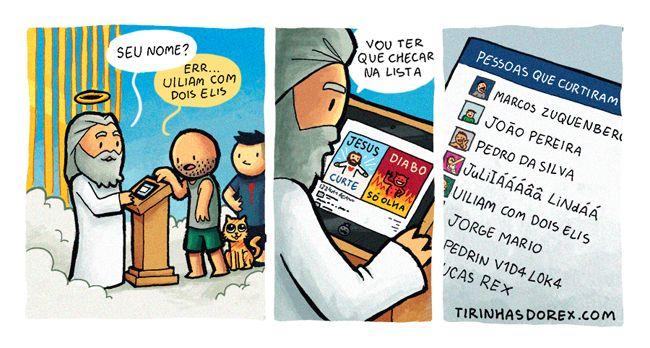 Satirinhas - Quadrinhos, tirinhas, curiosidades e muito mais! - Part 22