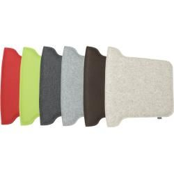 Photo of Seat cushion 2-ply for Dr. No chair ikarus