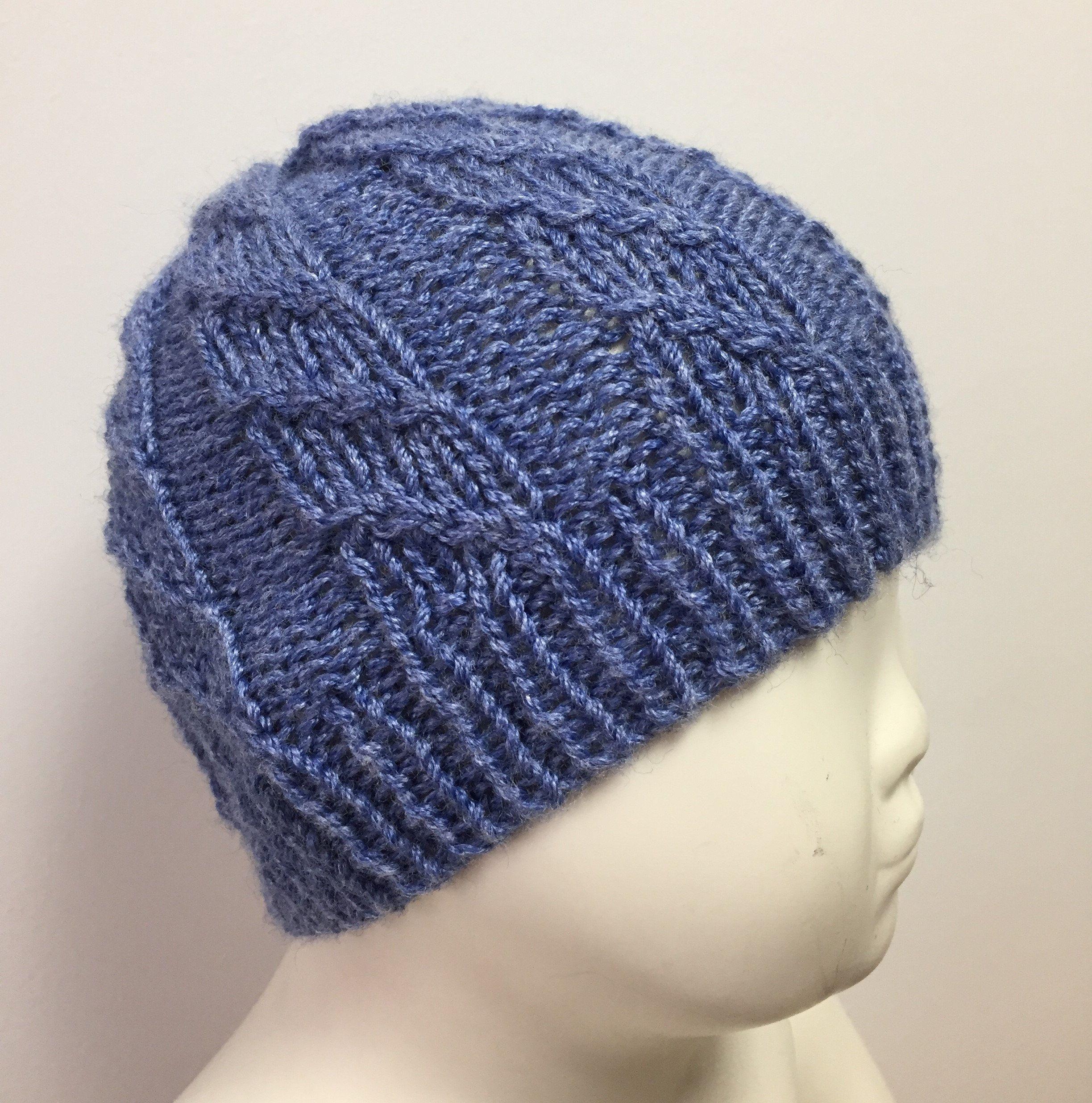 PDF Thredbo Hat Beanie Knitting Pattern , Baby, Child ...