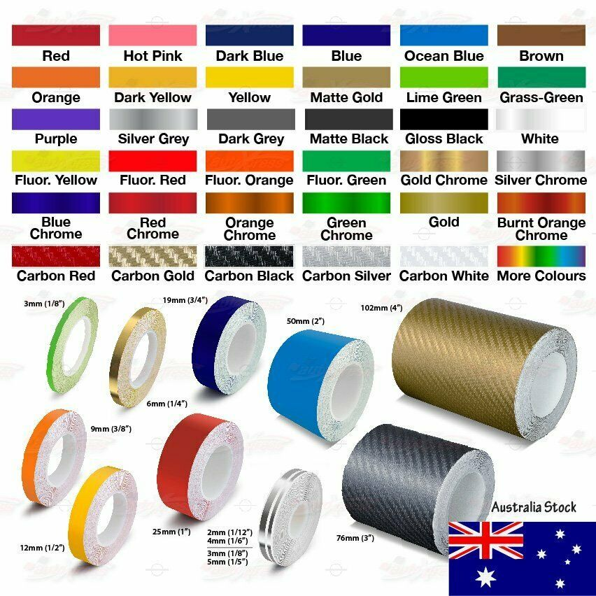 Roll Vinyl Pinstriping Pin Stripe Diy Self Adhesive Line Car Tape Decal Stickers Pinstriping Car Decals Vinyl Vinyl