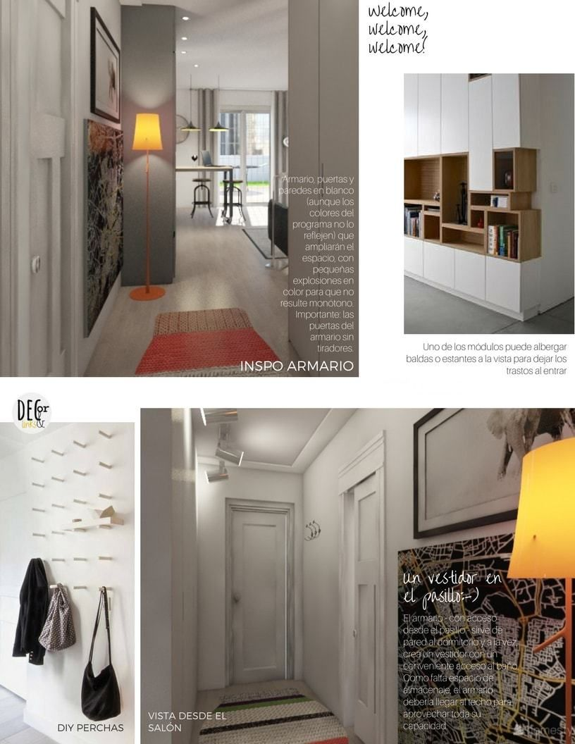 Barcelona loft 38m2 decoralinks