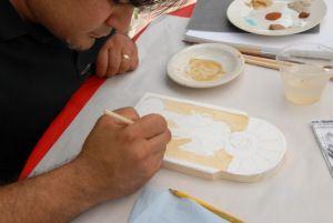 a retablo workshop