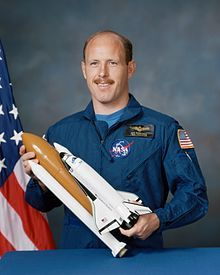 Kenneth Dwane (Sox) Bowersox; STS-50, STS-61, STS-73, STS-82, STS-113, Expedition 6, Soyuz TMA-1