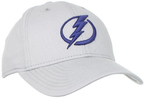 247fbbcef39 NHL Tampa Bay Lightning Structured Flex Fit Hat