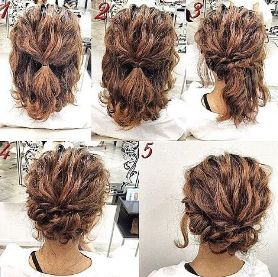 Coiffure hair pinterest hair style short hair and makeup