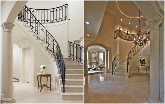 Extraordinaires décoration de hall pour votre maison !   Hall and ...