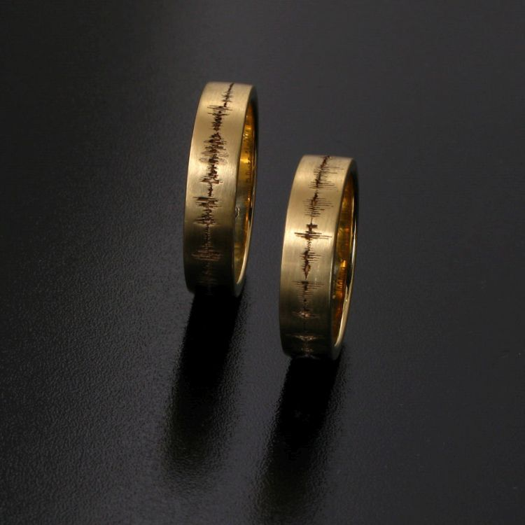 Beautiful And Unique Engagement And Wedding Rings By