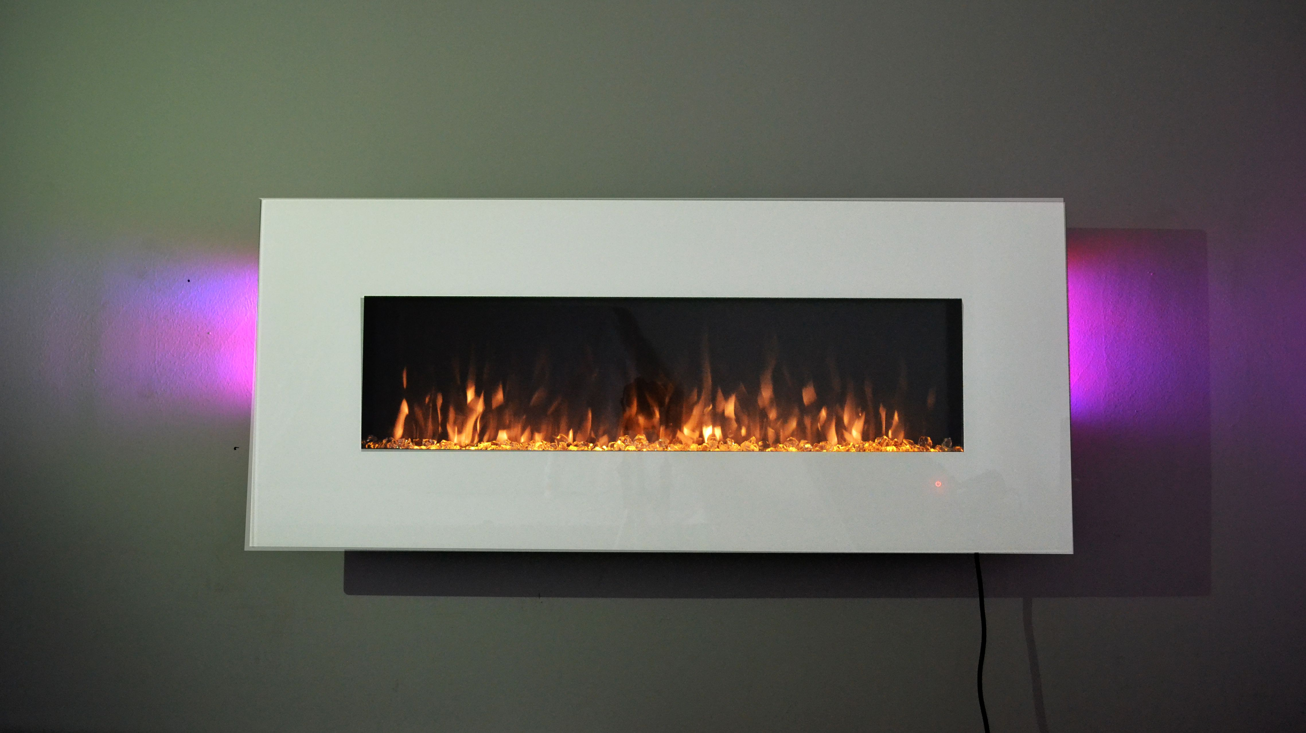 New Premium Product 90cm White Wall Mounted Electric