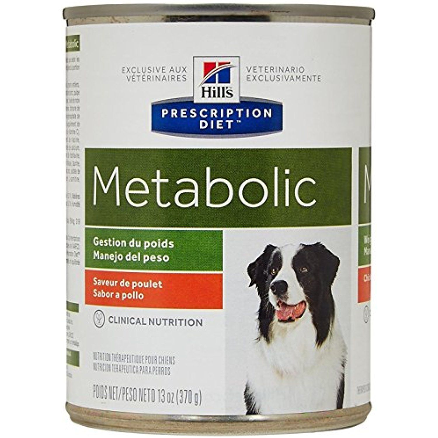 Hill S Prescription Diet Metabolic Canine 12x13oz You Can Read
