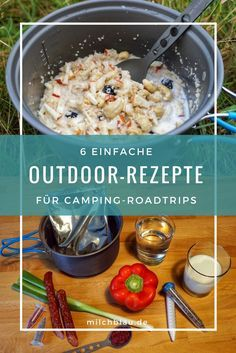 Photo of 6 easy and fast outdoor recipes
