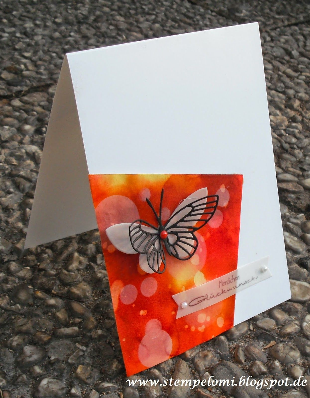 Stempelomis Bastelkeller: Clean and simple bei cards und more