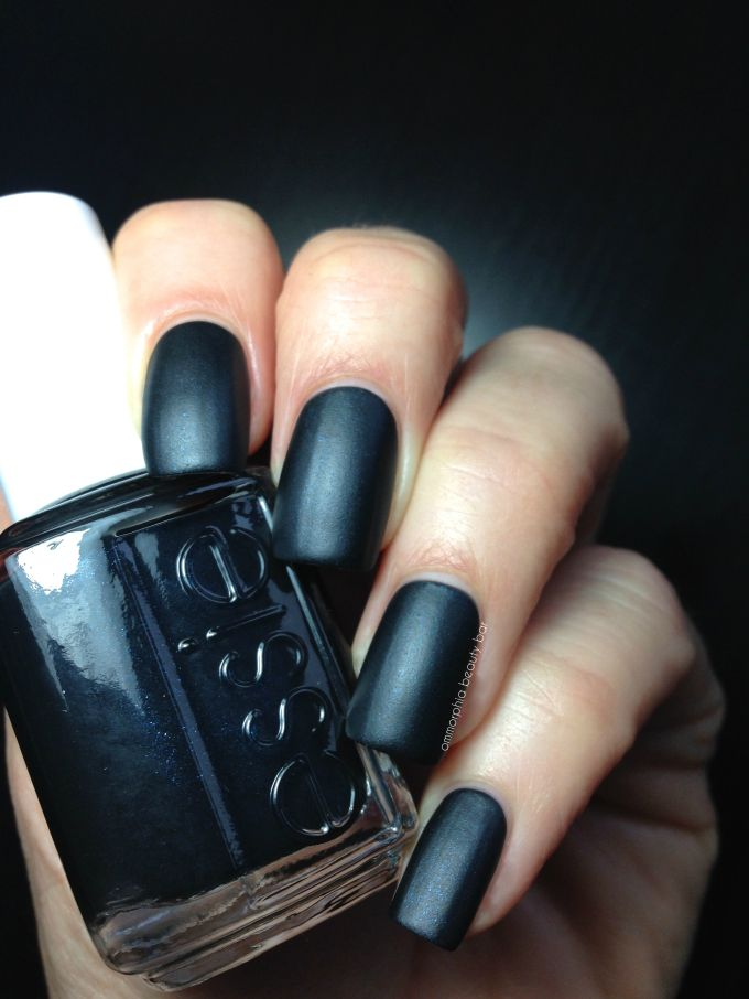 Essie - Spun in Luxe (Cashmere Matte 2015 Collection) | Perfectly ...