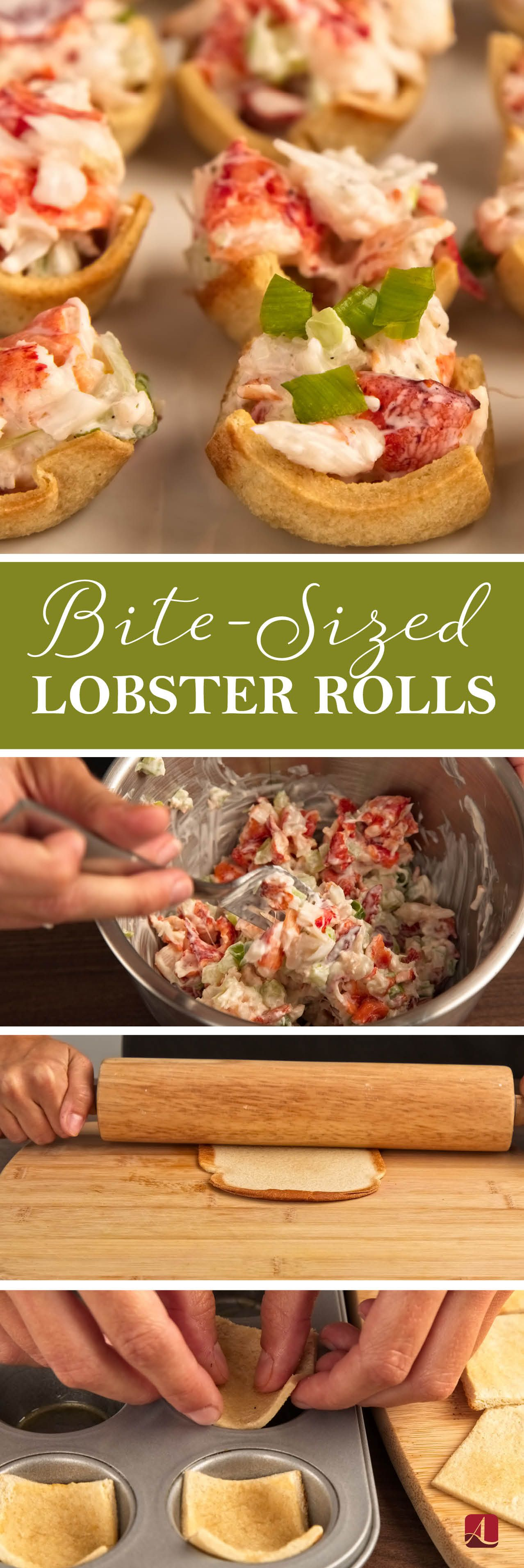 Photo of Bite-Sized Lobster Rolls – American Lifestyle Magazine