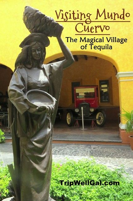 Fancy a taste of Tequila? Thank the town of the same name, the officially 'magical' village between Puerto Vallarta and Guadalajara, Mexico.