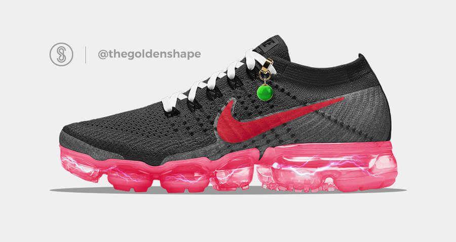 Así serían los tenis de Nike inspirados en los personajes de