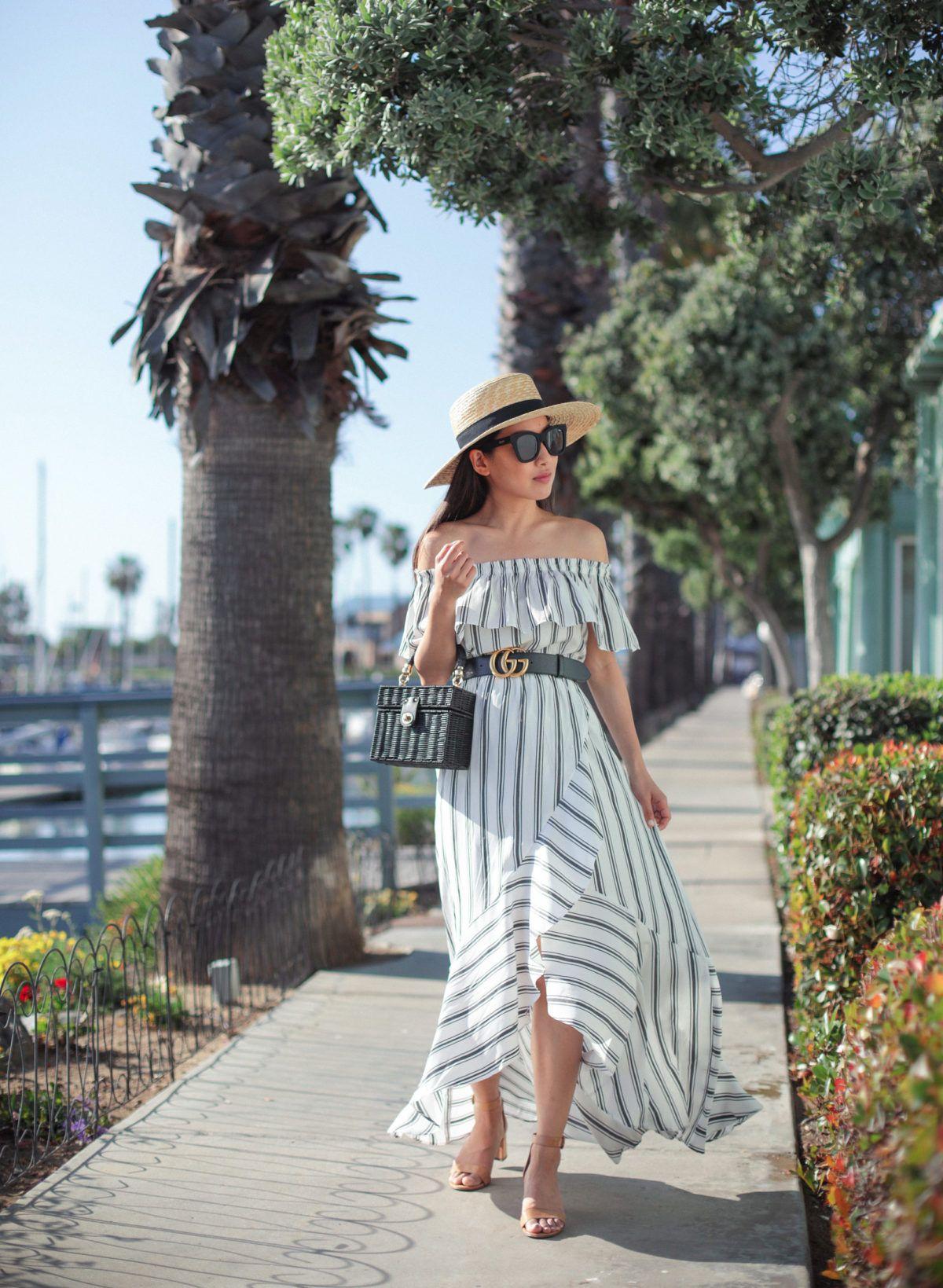 Striped Nursing Friendly Outfit Maxi Dress For Petites Petite Maxi Dress Striped Maxi Dresses Maxi Dress [ 1639 x 1200 Pixel ]