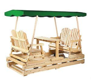 Garden Glider Plans | ... Lawn Garden Patio Furniture Accessories Patio  Seating Chairs Gliders