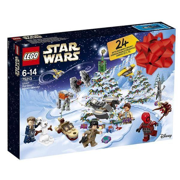 Lego Advent Calendar Star Wars 75213 Star Wars Advent