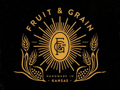 Fruit & Grain // By Steve Wolf